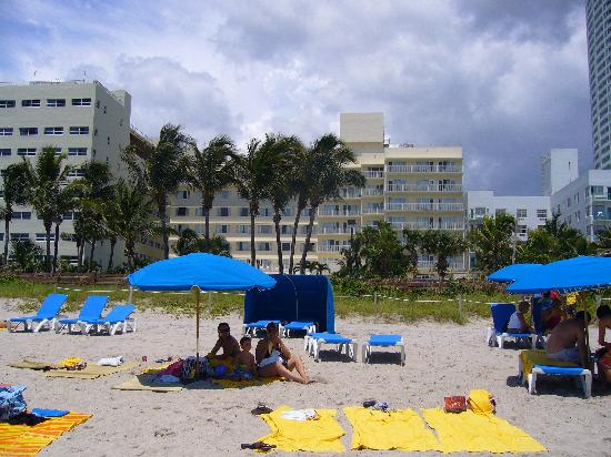 Four Points by Sheraton Miami Beach: beach