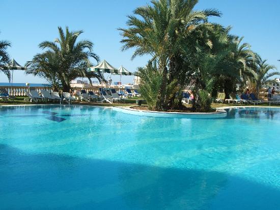 Hotel Mehari Hammamet : Pool