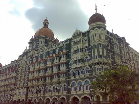 The Taj Mahal Palace, Mumbai : The Taj, Mumbai's grandest hotel