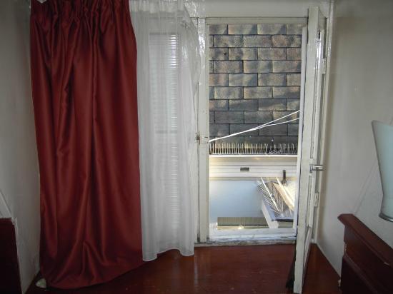 Hotel Manofa: Vue
