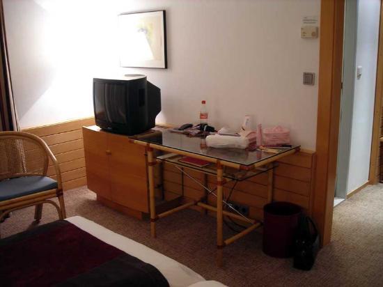 K+K Palais Hotel: Bedroom
