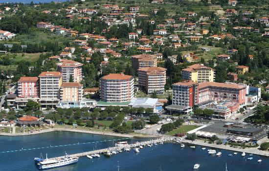 Restaurants in Portoroz