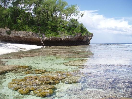Northern Cook Islands, Cook Eilanden: Atiu