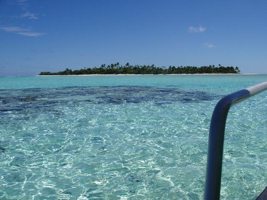 Northern Cook Islands, Cook Eilanden: Aitutaki