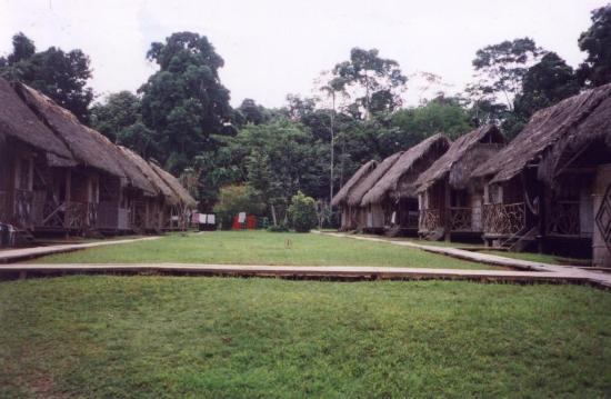 Yuturi Lodge : Here are the cabins