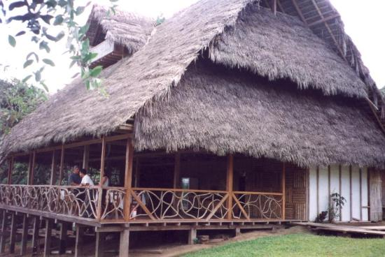 Yuturi Lodge : The dining / relaxing area