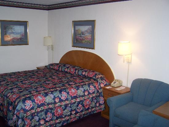 Quality Inn St. George: king room