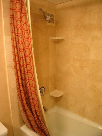 Irvine, Kaliforniya: Room 1512 combination tub and shower