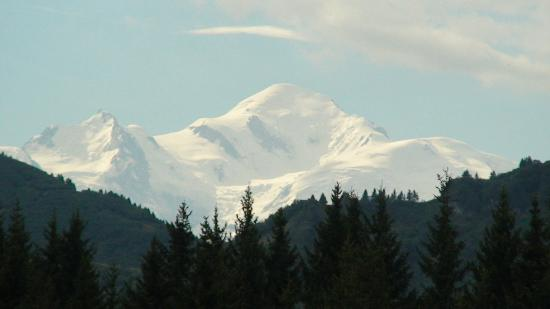 Morzine-Avoriaz, França: Mont Blanc