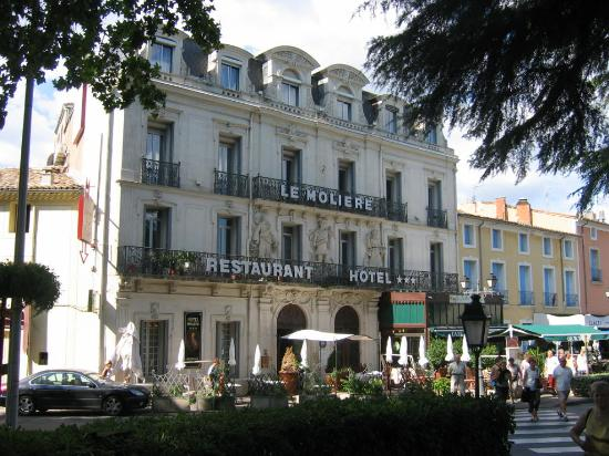 Photo of Le Grand Hotel Moliere Pezenas