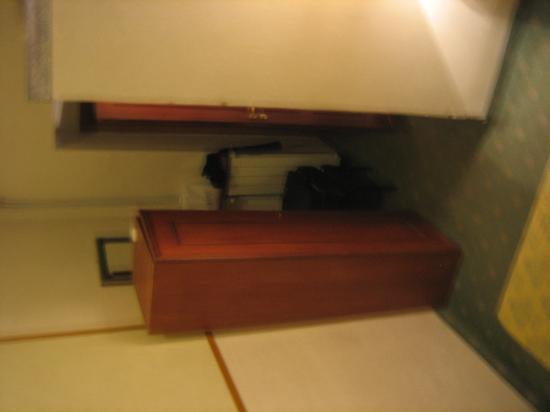 Hotel Marcus: wobbly