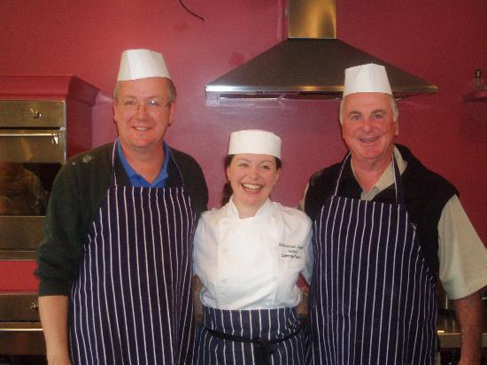 Ballyknocken House: Irish Scone-making a wonderful success!