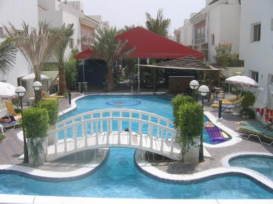 Regent Beach Resort Pool
