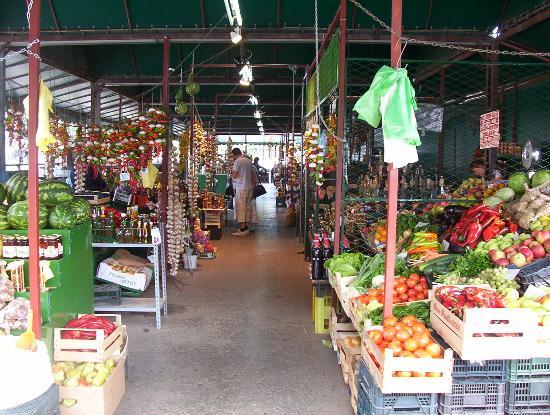 Valamar Crystal Hotel : Porec Fruit and Veg Market