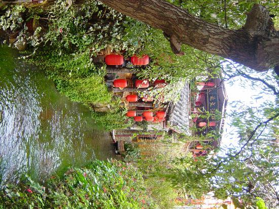 Zen Garden Hotel (Wuyi Yard): 5 mins from hotel