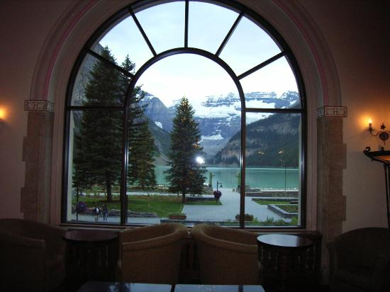 Fairmont Chateau Lake Louise: Fantastic setting