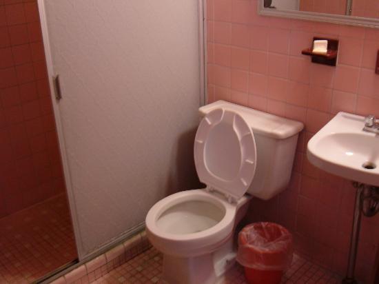 Hotel Real Rex: bathroom