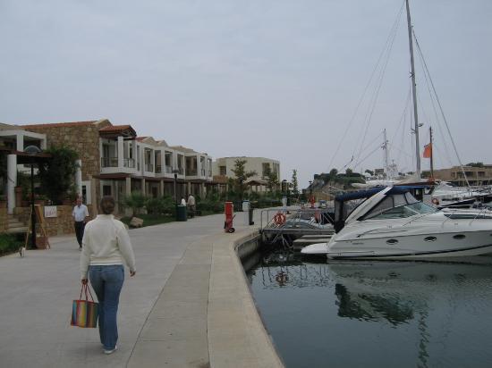 بورتو ساني فيليدج: Sani Marina Suites