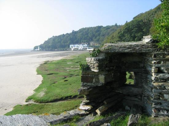 Castell Deudraeth: portmeirion