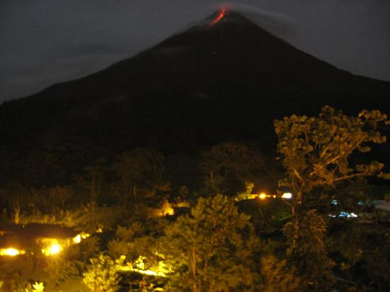 Arenal Kioro: More Volcanic Activity