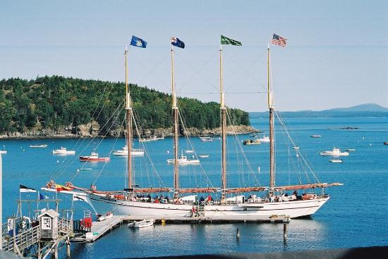 "Bar Harbor, ME: The ""Margaret Todd"""