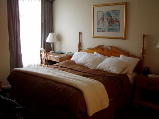 Homewood Suites by Hilton Vancouver-Portland: Bedroom