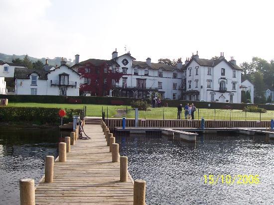 Low Wood Bay Resort Hotel