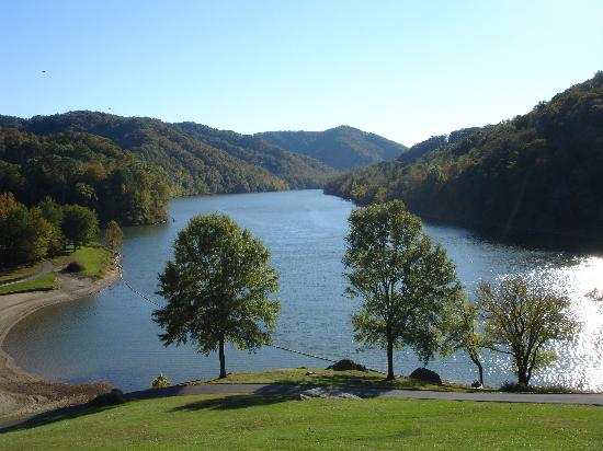 view of Buckhorn Lake
