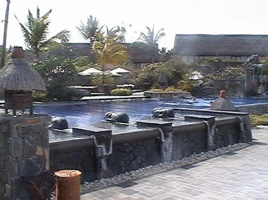 The Oberoi, Mauritius: Beachside Pool