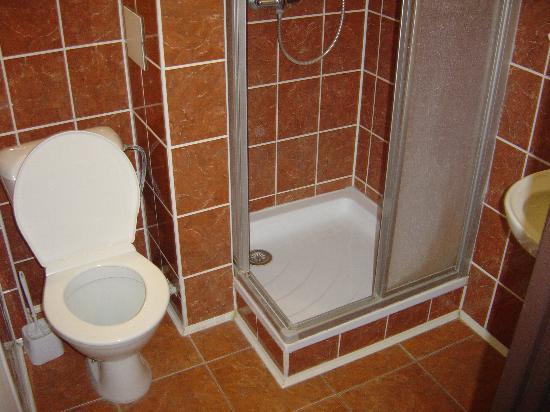 Hotel Garni : WC