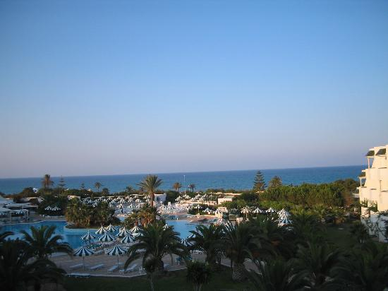 Vincci El Mansour: veiw from the room