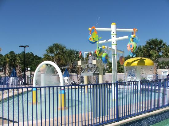 Plantation Resort: Kids pool play area