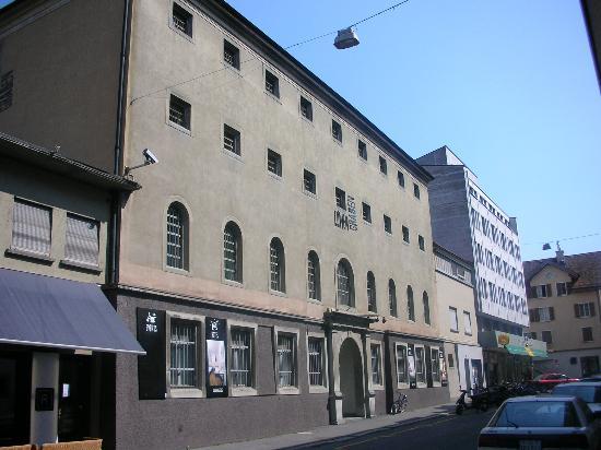 Jailhotel Loewengraben: Das Jailhotel von außen