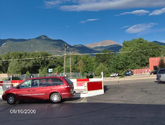 Red Wing Motel: Pikes Peak