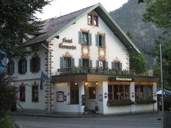Hotel Turmwirt : hotel exterior