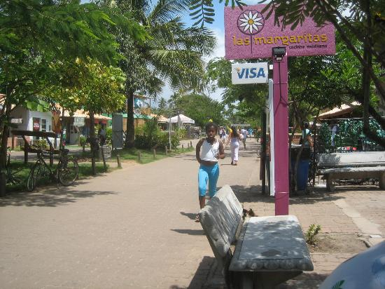 Iberostar Praia do Forte: Main Street-Praia do Forte