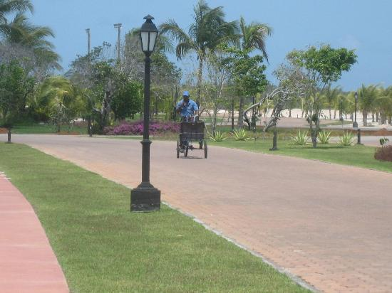 Iberostar Praia do Forte: Main Drive