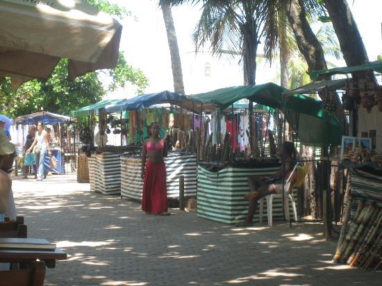 Iberostar Praia do Forte: Praia do Forte-Market