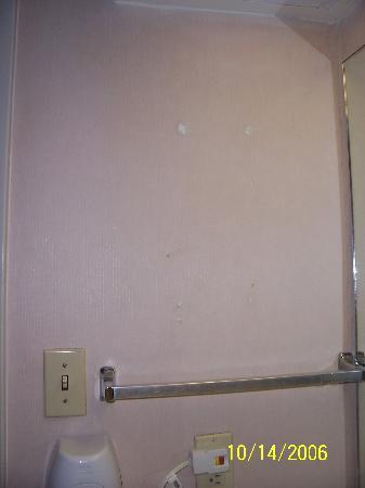 Days Inn Tupelo: No Real Handyman Works Here