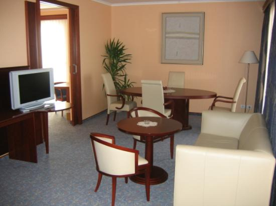 Portoroz, Eslovenia: Grand Hotel Palace suite