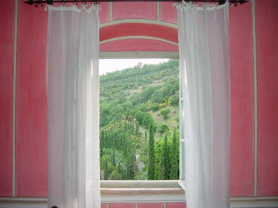 Palazzo Terranova: Room with a View