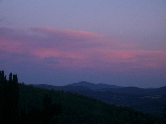 Palazzo Terranova: Evening View