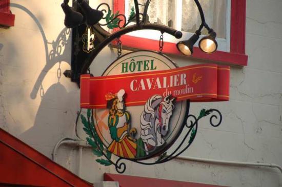 Hotel Le Cavalier du Moulin Photo