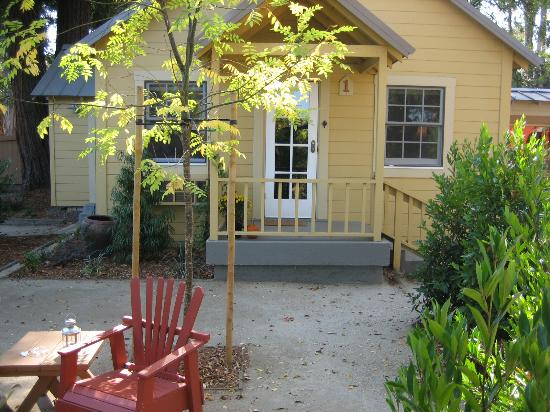 The Cottages of Napa Valley : Cottage #1