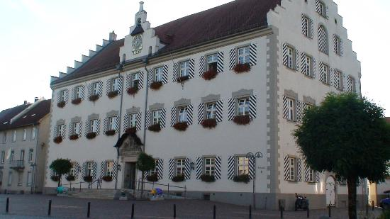 Baden-Wurttemberg, Germany: Council building