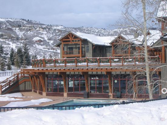 The Villas at Snowmass Club: Main Lodge