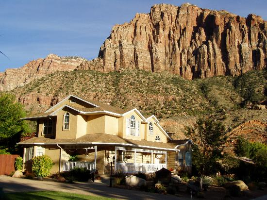 Zion House Bed And Breakfast Springdale