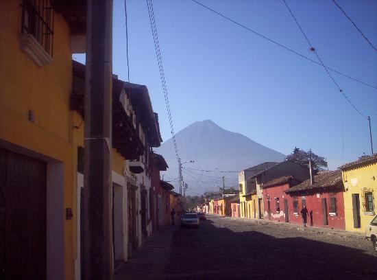 Antigua, Guatemala: A new day!!!!