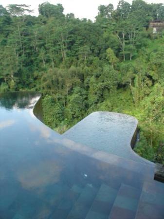 Hanging Gardens of Bali: Main Pools