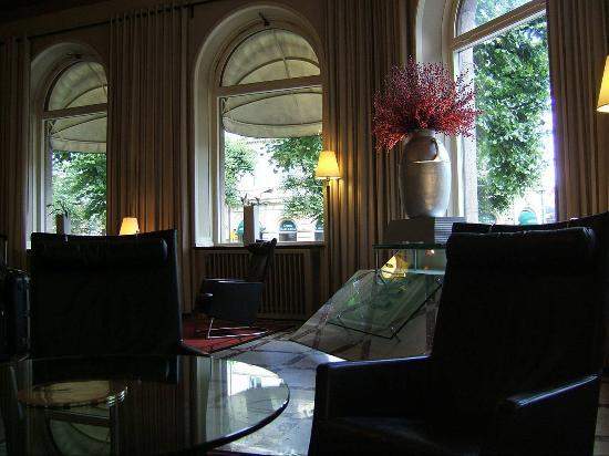 Elite Plaza Hotel Göteborg: Recption/Lobby